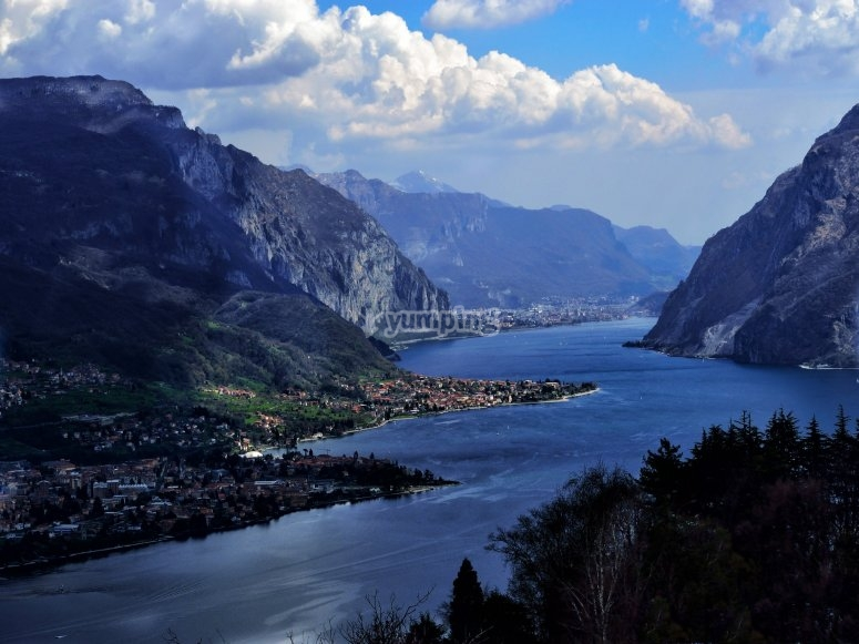 That Branch of Lake Como