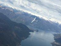 Volo con prova di pilotaggio Monte Marenzo