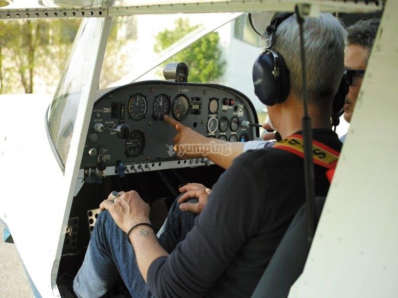 Lezioni di pilotaggio