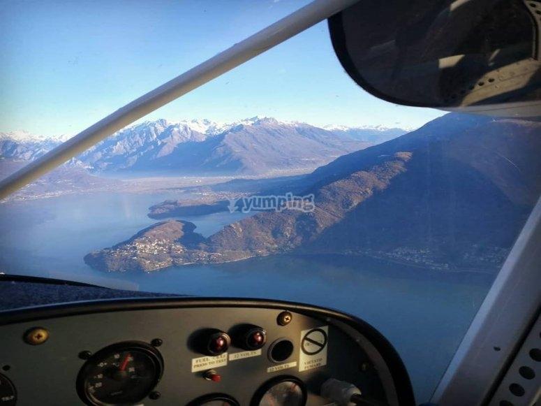 Momenti da vero pilota