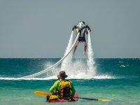 Jetpack volo a Badolato Marina 20 minuti
