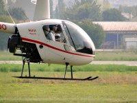 Un elicottero della nostra flotta