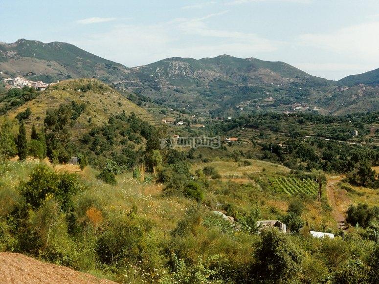 I panorami dell'Isola d'Elba