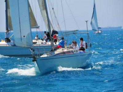 Circolo Velico Mare Vento Escursione in Barca
