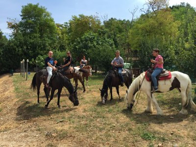 Giornata a cavallo a Verona con spuntino incluso
