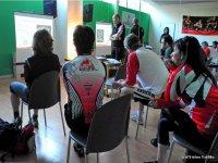 Corso di Mountain Bike - Lezioni in aula