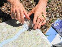 Corso di Mountain Bike - Cartografia e orientamento