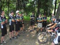 Corso di Mountain Bike - Corso accompagnatori AMIBIKE