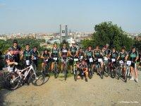 Scuola di Mountain Bike - Corso accompagnatori AMIBIKE