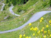 Salite in Mountain Bike