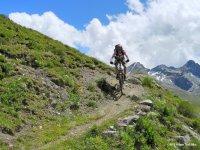 Mountain Bike in montagna