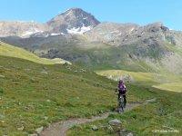 Pedalare in montagna in Mountain Bike