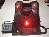Armatura laser tag