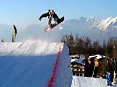 Scuola Italiana Sci Nevegal Snowboard