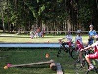 Porta I Tuoi Bambini In Bicicletta