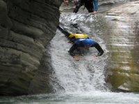 Esperienze di canyoning
