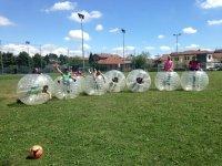 attivita di bubble football