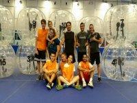 Che passione il bubble soccer
