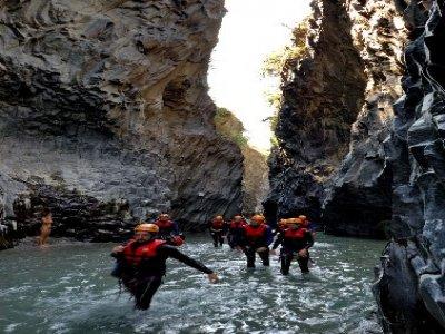 Alcantara Escursioni Trekking