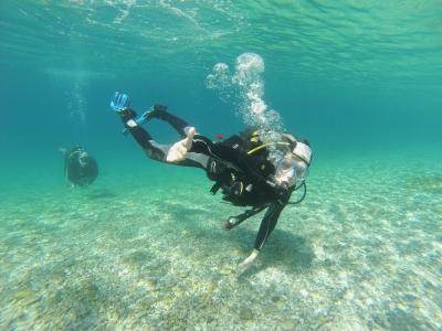 Giro in gommone e snorkeling per bambini Calabria