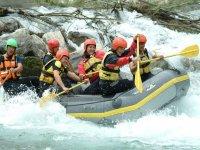 Rapida del fiume