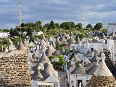 Two-hour guided tour of the trulli of Alberobello