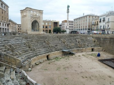 Two-hour guided tour of Lecce