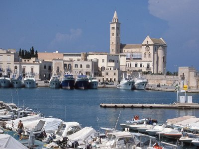 Two-hour guided tour in Trani
