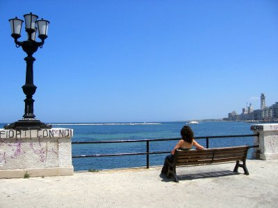 Guided tour of the city of Bari in Puglia 2 hours