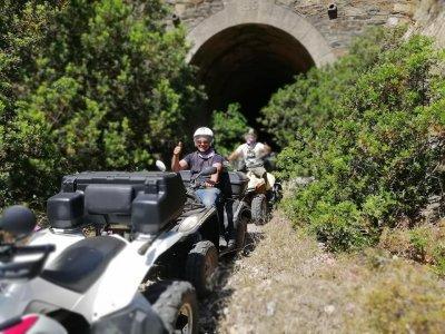 Escursione in quad di 2 ore e mezzo in Sardegna