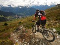 Viaggio in mountainbike