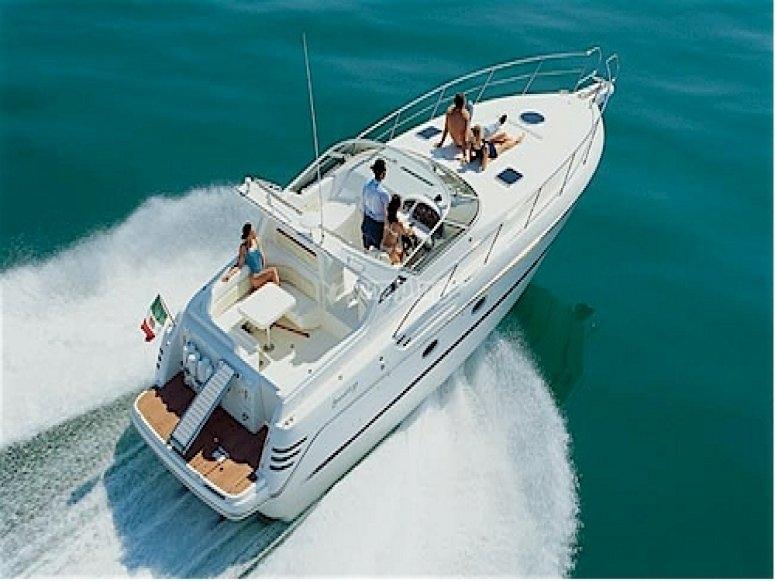 Yacht Cranchi Smeraldo 37