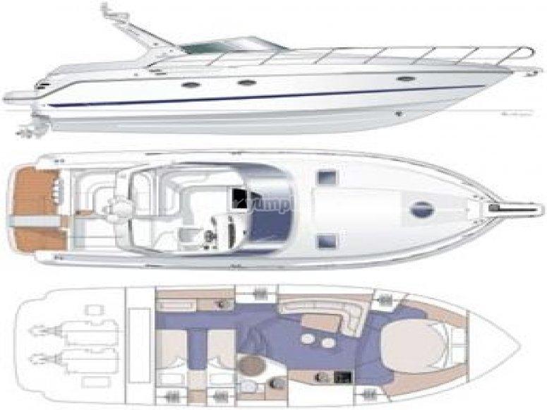 Composizione imbarcazione