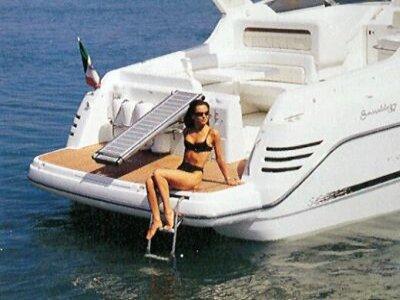 PROMO Noleggio yacht Cranchi Palermo