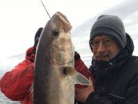 La pesca in inverno