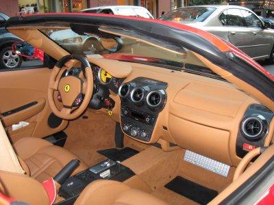 2 giri con la Ferrari 430 Spider ad Arese