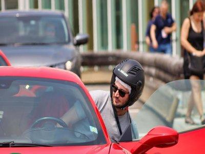 1 giro con Ferrari 430 Spider ad Arese di 1 h e 30