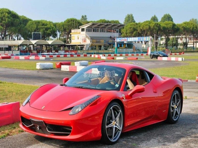 The fascination of Ferrari