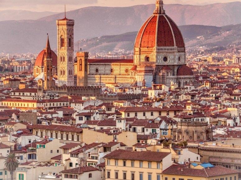 Volo turistico su Firenze