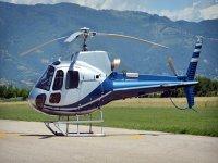 Trasporto esclusivo in elicottero