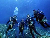 Un Gruppo In Immersione