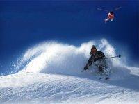 Scenari unici e sicurezza sugli sci