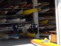 Le nostre canoe