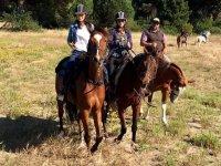 orienteering a cavallo