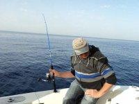 Pescatore a riposo