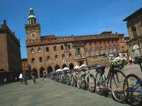 Bici a Piazza Maggiore
