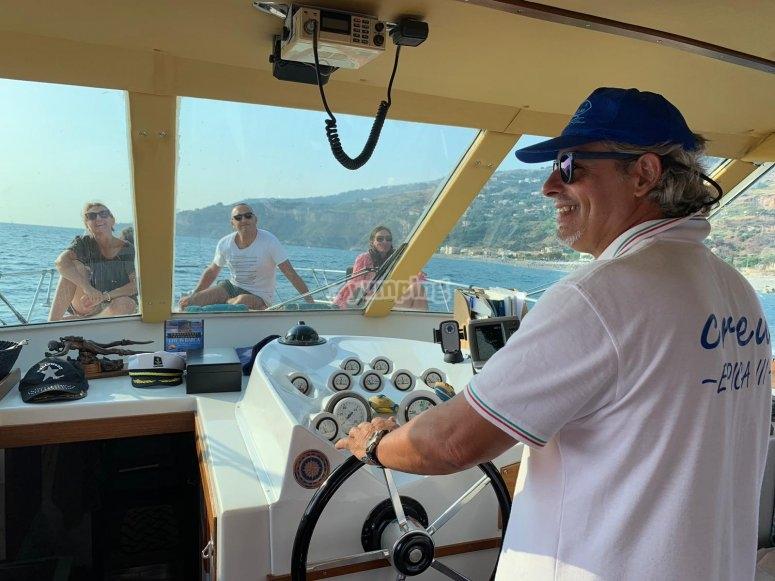 Skipper Massimiliano