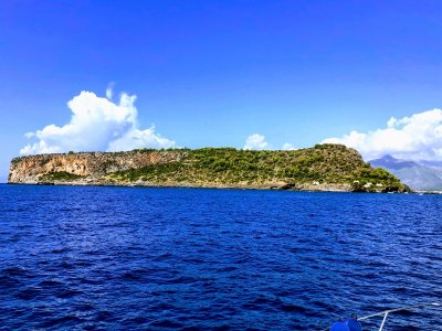9-hour excursion to the island of Dino in Calabria