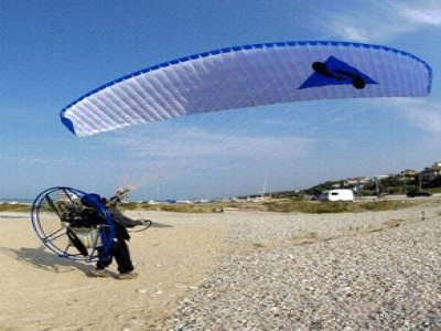 Scuola Nazionale di Volo Libero Blue Wind Paramotore