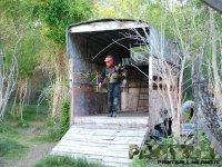 Sul campo di paintball